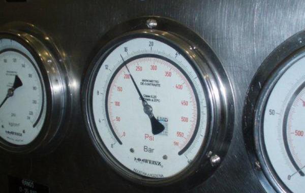 Manómetros calibrados